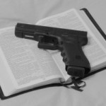 Guns in Church